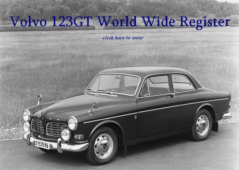 Volvo 123gt